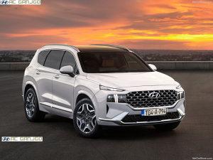 Hyundai Santa Fe 2.2 CRDI 4x4 AT