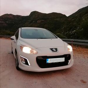 Peugeot 308 2013 god LED