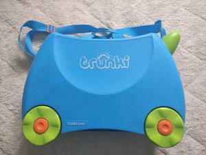 Kofer-guralica za djecu do 6.godina