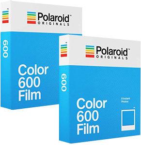 Polaroid 600 film duplo pakovanje 2×8