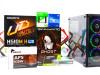 Gaming PC Cobweb 9; i5-10400; GTX 1660Ti; 480GB SSD