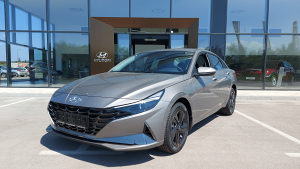 Hyundai Elantra 1.6 DPI CVT - Automatik