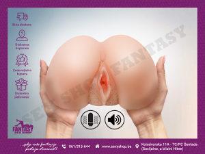 "Masturbator - Vagina i Anus ""French Lover"" |sexyshop.ba"