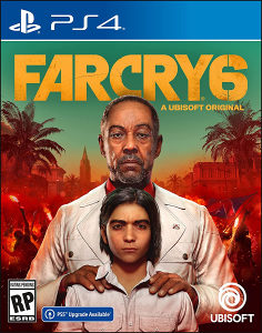 FAR CRY 6 PS4 DIGITALNA IGRA- ODMAH DOSTUPNO