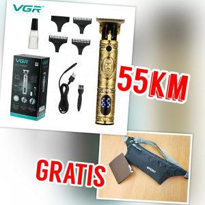 Bežični trimer-brijač-mašinica+ gratis novcanik i torba