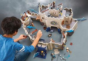 Veliki dvorac zamak NOVELMOR By Playmobil