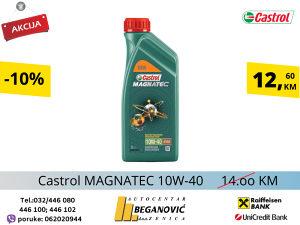 Motorno ulje CASTROL MAGNATEC 10W40 1L
