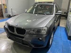 BMW X3 2.0d X-DRIVE, AUTOMATIK ,83000 PREŠAO, XENONI