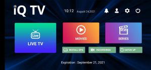 IPTV - Internet Televizija