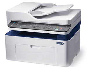 Printer MF XEROX WC 3025NI print copy scan fax