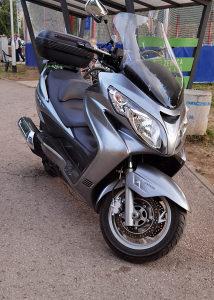 Suzuki burgman 400 2011 god ABS