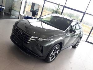 Hyundai Tucson 1.6CRDI 2WD 6MT
