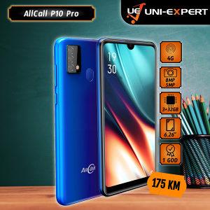 AllCall Smartphone P10 Pro Blue