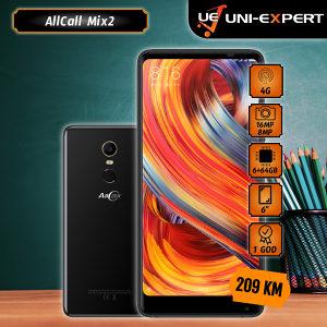 AllCall Smartphone Mix 2 Black