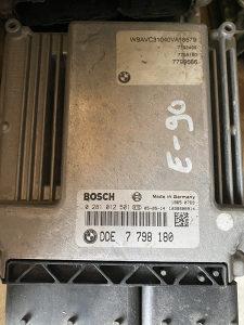 Kompjuter motora BMW 0 281 012 501
