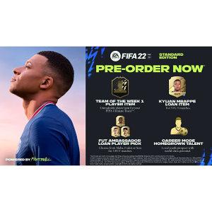 FIFA 22 ULTIMATE EDITION PS5 - SEKUDARNI PROFIL