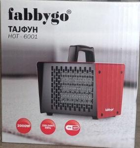 KALOLIFER FABBYGO 2000W HOT6001
