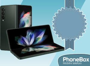 Samsung Galaxy Z Fold 3 5G Black | NOVO GARANCIJA |