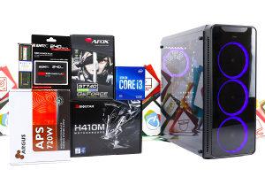 Gaming PC Aquarius 24; i3-10100F; GT 740; 240GB SSD