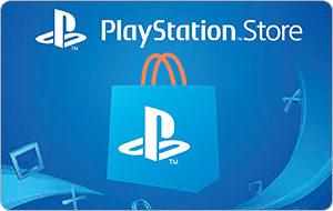Playstation PS4 PS WALLET PSN STORE Gift Card Key