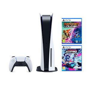 PlayStation 5 + 2 IGRE - 73KM mjesecno