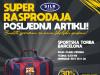 Sportska torba BARCELONA 53214