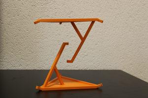 impossibile floating table (lebdeći stol)