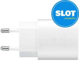 Samsung Ultra Fast Travel Adapter 25W USB Typ-C - White