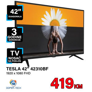 TV Tesla 42Q310BF 42'' FHD