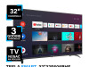 TV Tesla 32S605BHS 32'' HD Smart Android