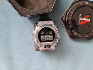 G-shock Protection DW-6900