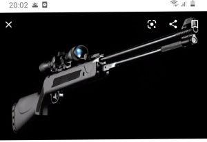 Vazdusna zracna puska WF600 novo 5.5mm 305ms061 400190
