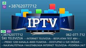 IPTV TELEVIZIJA FULL HD 4K