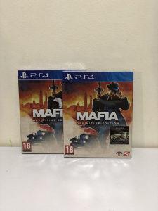 Mafia Definitive Edition PS4/PlayStation 4