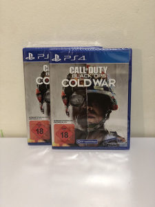 Call of Duty Cold War PS4/PlayStation 4