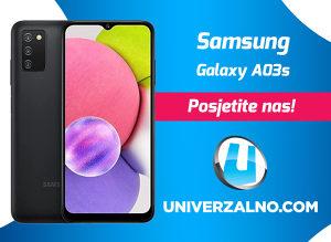 Samsung Galaxy A03s 32GB (3GB RAM)