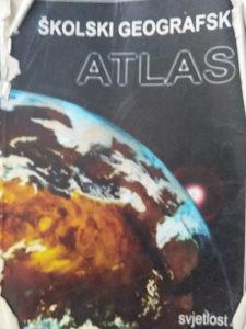 Atlas sve karte gradova