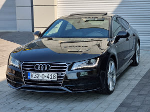 Audi A7 2012g Exclusive Full oprema DETALJNO