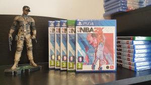 NBA 2K22 (PS4 - Playstation 4) 22 Kosarka