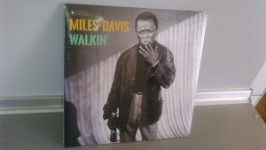 Lp Miles Davis - Walkin (EU 2018) NOVO