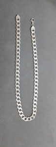 Srebrni lanac 925 srebro 88 grama 10mm
