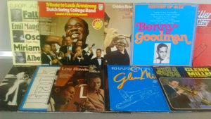 Lp Jazz Kolekcija originali LOT