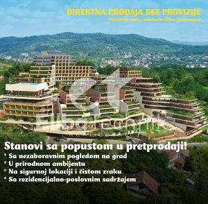 Rezidencijalno - poslovni kompleks Tuzla Hills