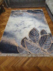 Plisani tepih sa gumenom podlogom