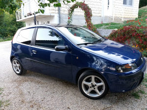 Fiat Punto 1.2 plin secvent