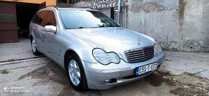 Mercedes-Benz C 200 Kompressor Sekvent Plin