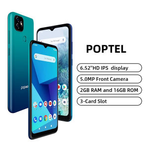 POPTEL K2 2/16GB GREEN Dual SIM