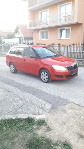 Škoda Fabia 2013 god 1.6 tdi 55kw uvoz klima alu felge