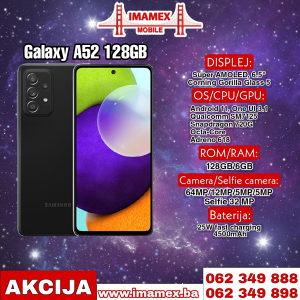 Galaxy A52 6GB/128GB