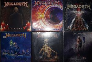 Megadeth - 6 LP
